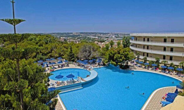 8 dagen Rhodos met halfpension €296,- | 4* Kalithea Mare Palace