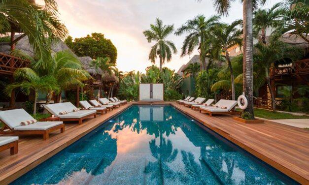 Bizar luxe Mexico deal in 4* SPA-hotel mét ontbijt | Vertrek in augustus 2019