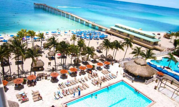 MUST book: last minute Miami €621,- | Top hotel direct aan 't strand