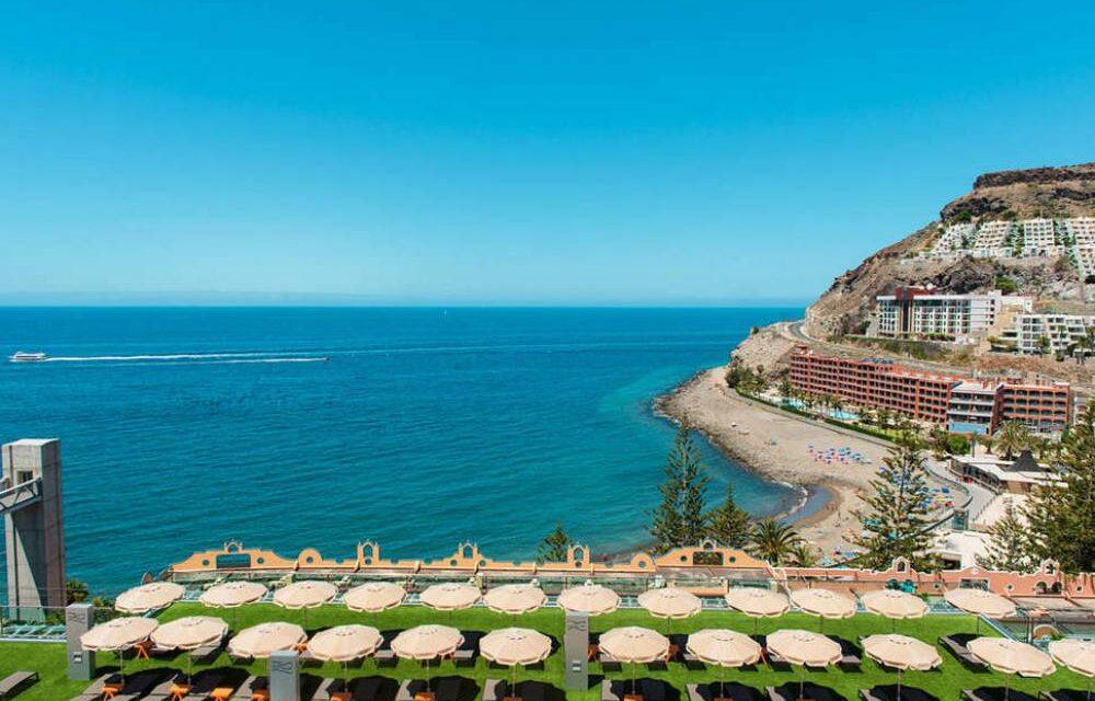 Zomervakantie Gran Canaria €442,- | Luxe hotel mét wellness