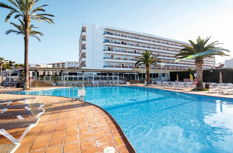 Vakantie vieren op Ibiza | All inclusive aan 't strand €480,- p.p.