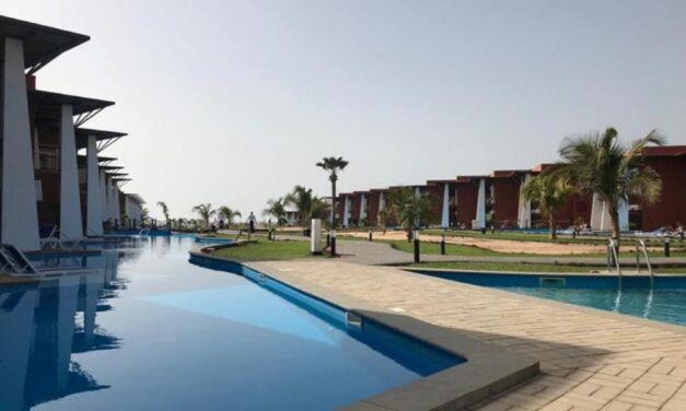 WOW! Luxe 5* Gambia €549,- | Incl. swim-up kamers & ontbijt