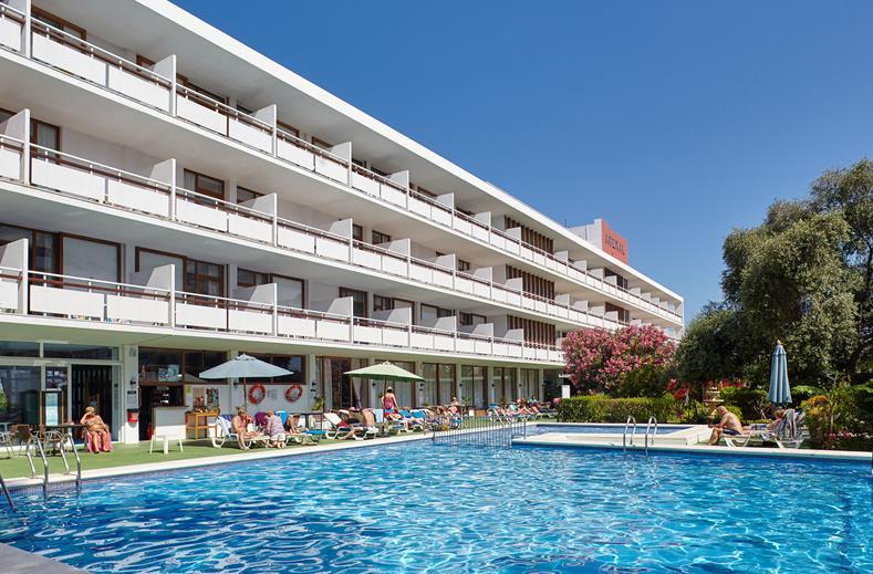 Mooie last minute richting Ibiza   8-daagse vakantie in goed hotel €341,-