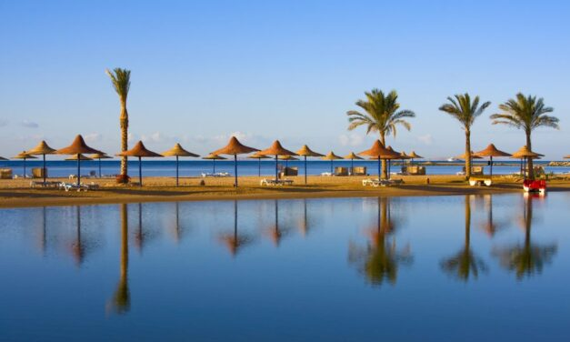 YES! 8-daagse zonvakantie in Egypte | All inclusive deal voor €494,- p.p.
