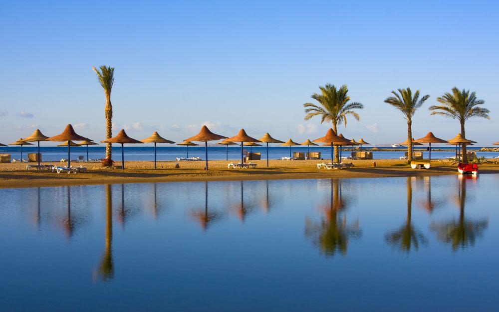 YES! 8-daagse zonvakantie in Egypte   All inclusive deal voor €494,- p.p.