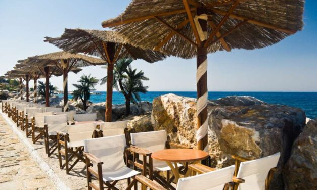 8 dagen Samos mét huurauto €369,- p.p. | Vertrek in oktober 2019