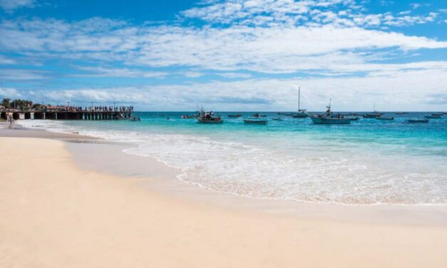 Last minute naar zonnig Kaapverdië | Incl. elke dag ontbijt €359,- p.p.