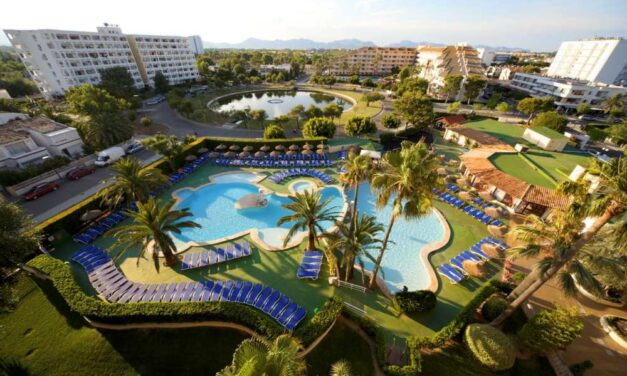 YES! last minute 8-daagse all inclusive Mallorca vakantie   €439,-