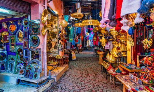 8 dagen naar het mooie Marokko | Incl. vluchten + verblijf €279,- P.P.