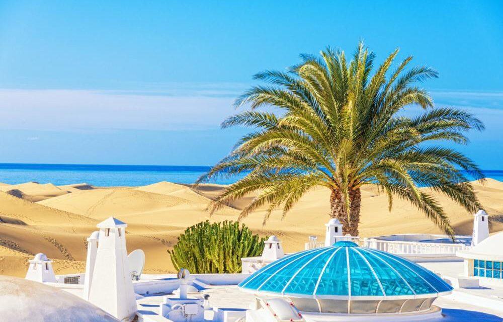 8-daagse zonvakantie op het heerlijke Gran Canaria | Slechts €276,- p.p.