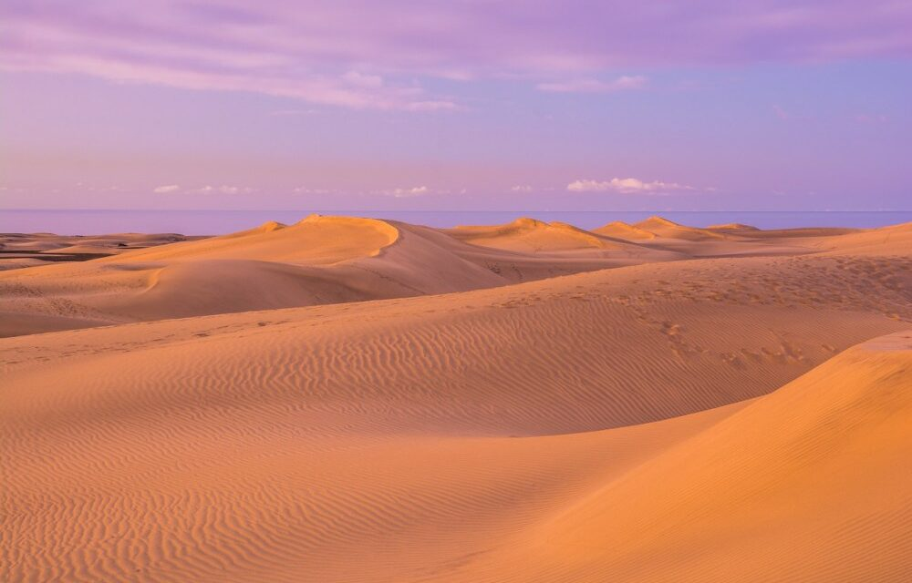 Vakantie vieren @ 't zonnige Gran Canaria | 8 dagen in juni €341,-