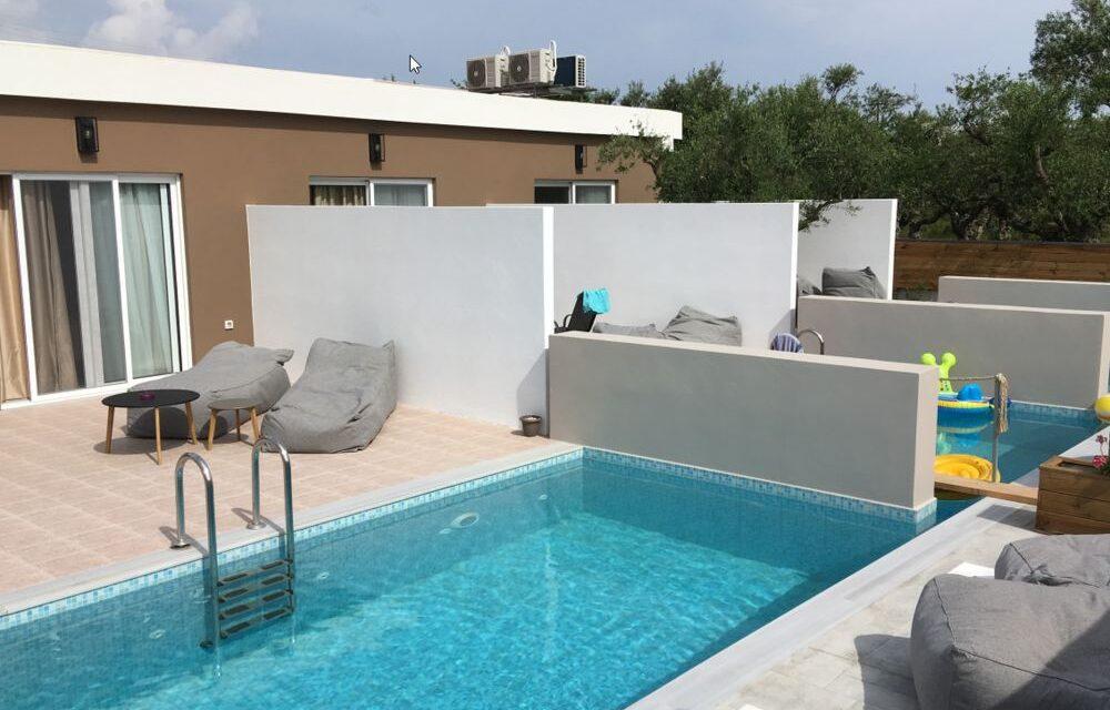 Last minute Zakynthos | Vlucht + 4* verblijf met privézwembad €429,-