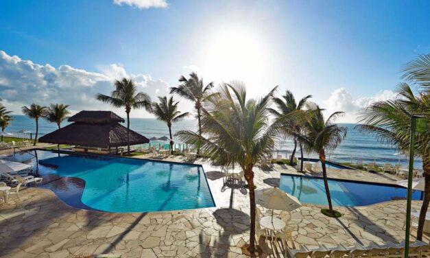 Luxe winterzon deal: Brazilie incl. ontbijt €749,-   4* resort aan 't strand