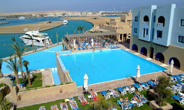 Last minute 8-daagse all inclusive 4* Egypte vakantie | Nu €406,-