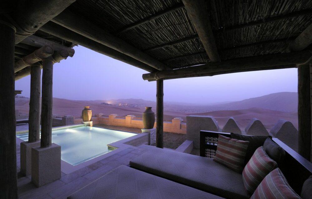 TOF: dit zijn de 10 meest waanzinnige hotels in de natuur!