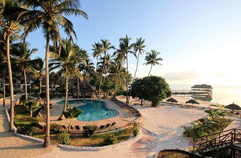 WOW! All inclusive Zanzibar €899,-   Vlucht, transfers & 4* hotel aan zee