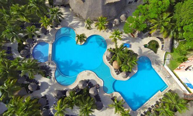 5* all inclusive Mexico €899,-   Ultra luxe vakantie in 't mooie Yucatán