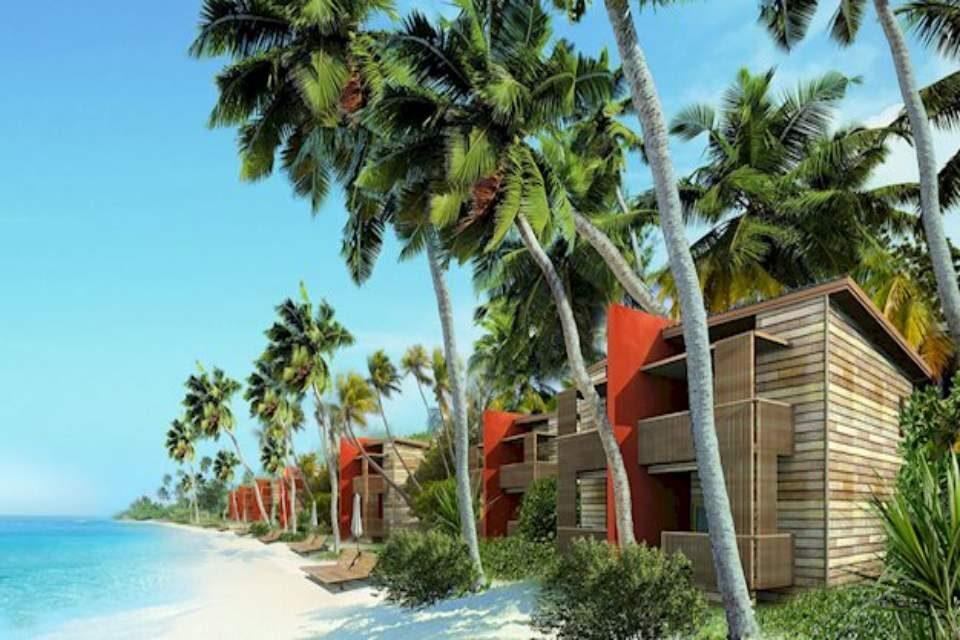 Malediven paradijs €1251,- | 4* hotel met 25-meter zwembad & meer…