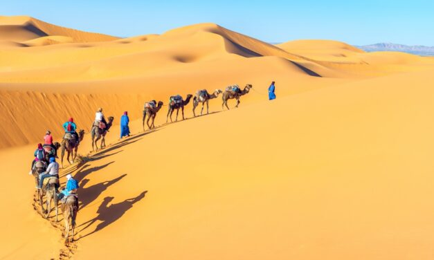 Op naar de zon | 8 dagen Agadir in 4* hotel incl. ontbijt voor €229,-