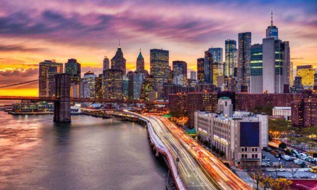 Op naar New York City!   Incl. vlucht & 4* hotel bij Times Square €557,-
