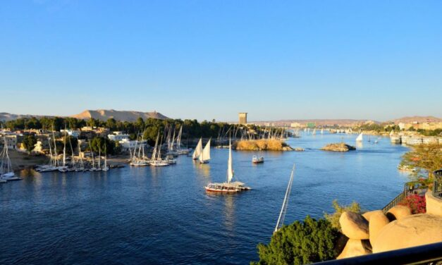 Unieke cruise over de Nijl | Super last minute richting Egypte €369,-