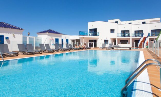 Zon, zee & strand @ Fuerteventura | 8 dagen + huurauto v/a €281,-