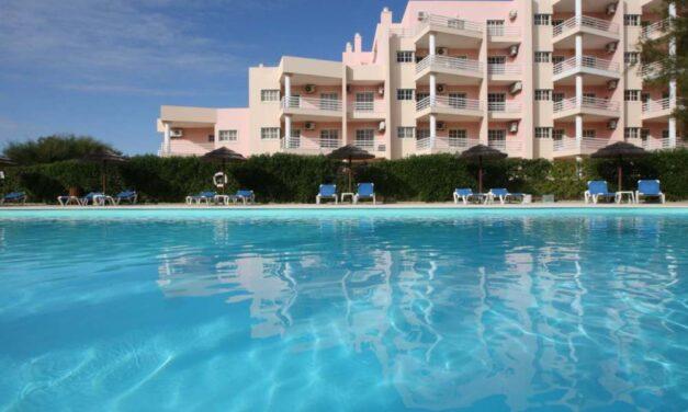 Complete 10-daagse vakantie Algarve voor €274,-   Oktober 2019