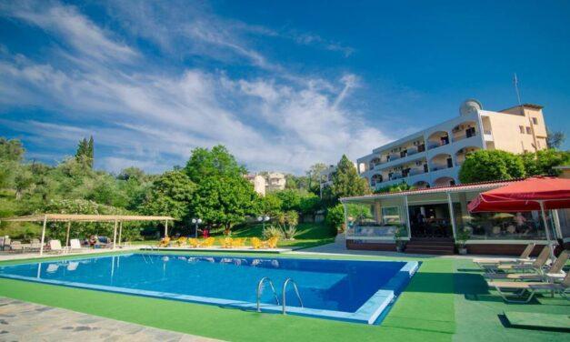 Yes! 8-daagse vakantie naar Corfu | Vluchten + verblijf voor €292,-