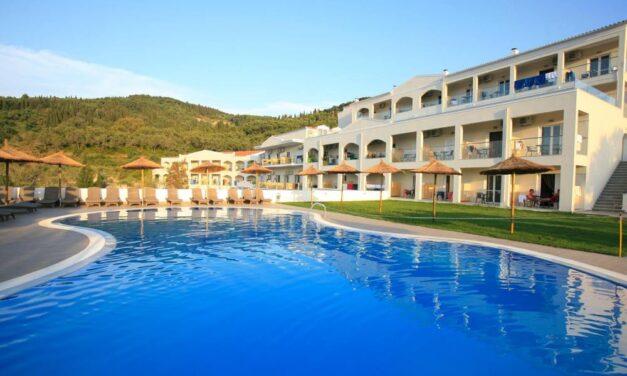 4* all inclusive Corfu deal   8 dagen in een prachtige omgeving €454,- p.p.