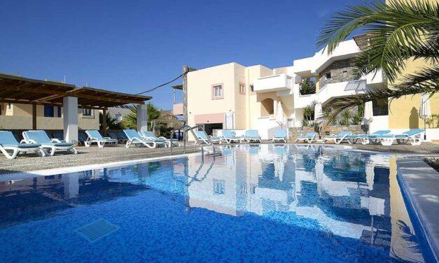 Last minute Kreta voor €390,- | incl. 4* hotel (8,8/10) + ontbijt + diner