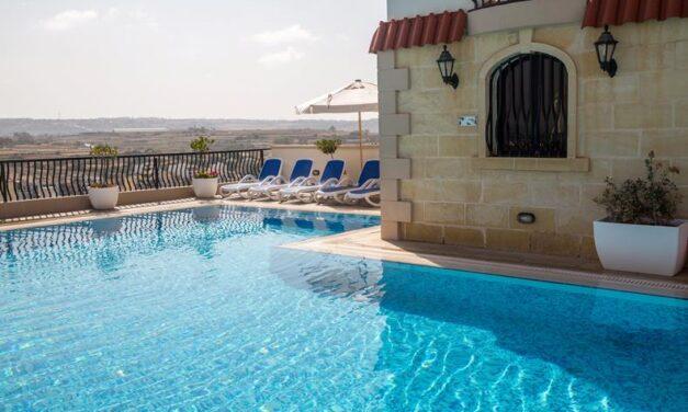 Last minute luxe op Malta €407,- | 4-sterren hotel mét ontbijt & diner