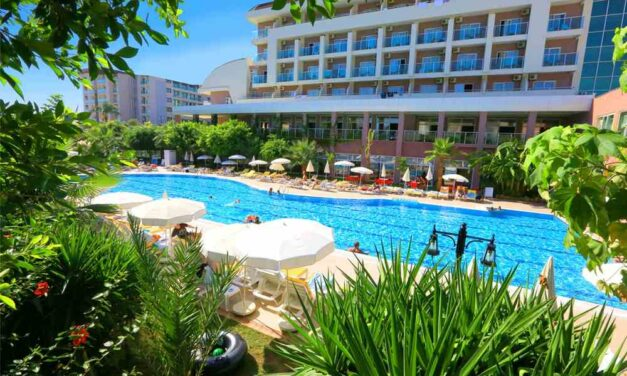 Super-de-luxe 5* Turkije voor €299,- | All inclusive hotel met privéstrand