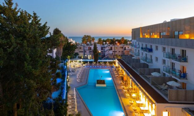 Top 4-sterren hotel (8,5/10) Cyprus €399,- | Early bird deal april 2020