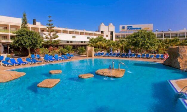 Yes! Luxe 8-daagse zonvakantie @ Lanzarote   4* all inclusive = €353,-