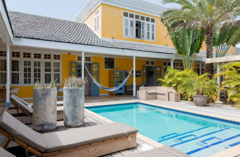Laatste kamer! Caribisch Curacao   Incl. top verblijf (8.6/10) €699,-