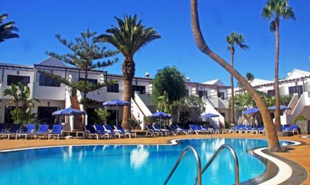 Zonnige kerstvakantie @ Lanzarote | 8 dagen met vlucht & verblijf €627,-