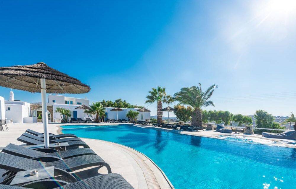 Early bird: 4-sterren vakantie Mykonos | 8 dagen incl. ontbijt €309,-