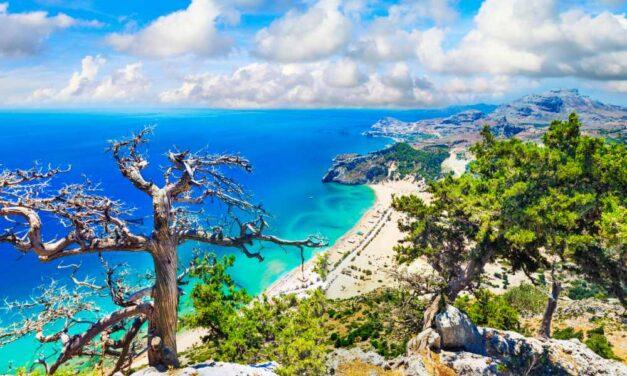 Zon, zee & strand @ Rhodos | 8 dagen relaxen voor €257,- p.p.