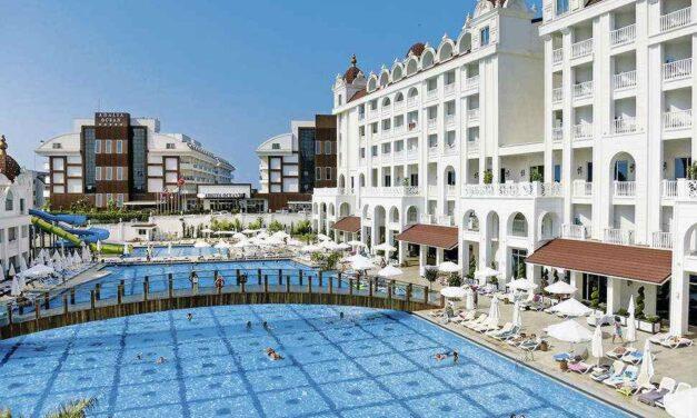 Goedkoop! 8 dagen Turkije €286,- | 5* hotel (8,6/10) met all inclusive