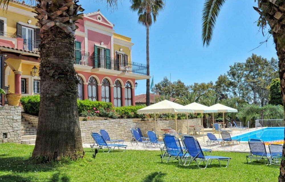 Early bird! 4-sterren vakantie Corfu   8-daagse fijne vakantie €329,-