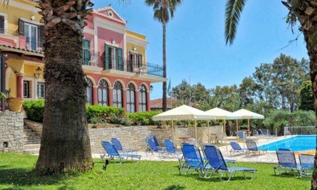 Early bird! 4-sterren vakantie Corfu | 8-daagse fijne vakantie €329,-