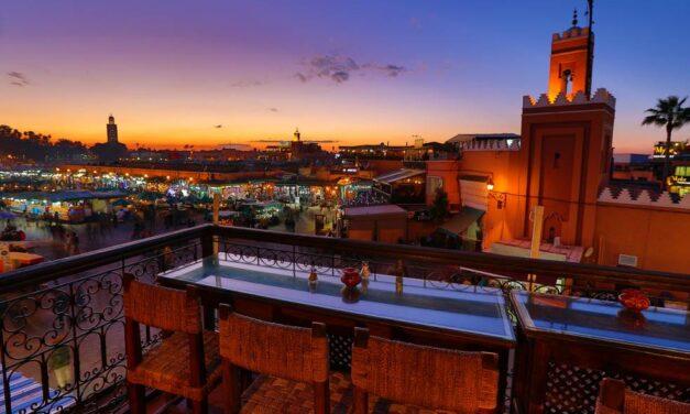 BIZAR! Retourtje Marrakech voor maar €31,- | Last minute vertrek