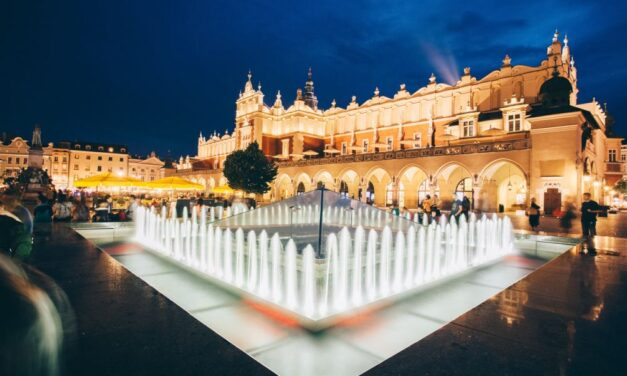 Beste stedentrip bestemming 2019: Krakau | 3 dagen €71,- per persoon