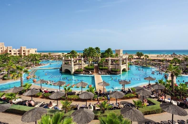5* RIU hotel Kaapverdië | 8-daagse luxe all inclusive vakantie €599,- P.P.