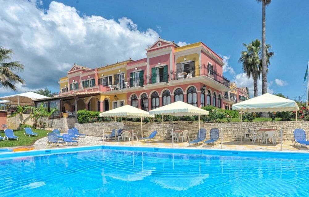 Early bird! 8-daagse vakantie @ Corfu | Incl. top 4* verblijf €329,-