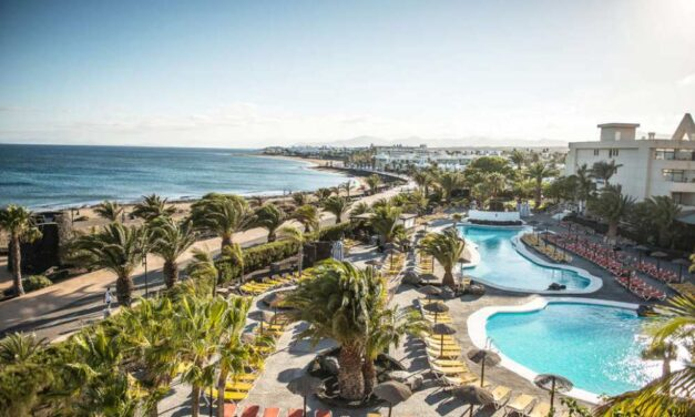 4* deal mét halfpension @ Lanzarote | Week in november 2020 nu €344,-