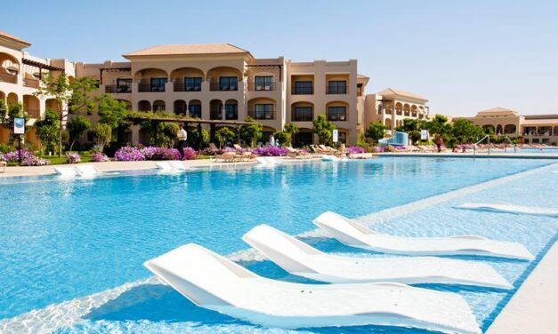 51% korting: all inclusive Egypte €359,- | 5* Jaz Aquamarine Resort