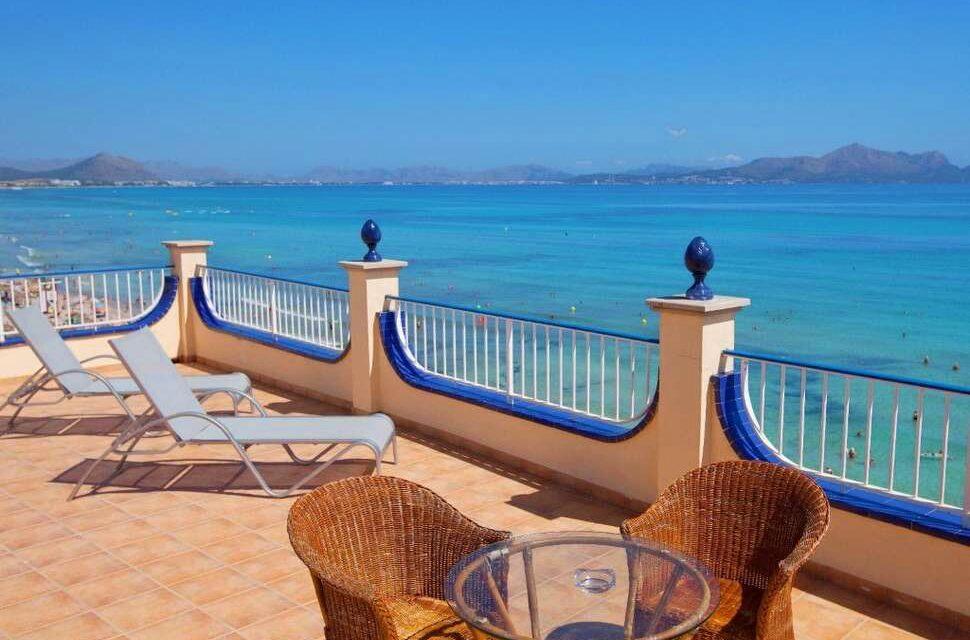 Weekje Mallorca met ontbijt & diner €272,-   Early bird deal mei 2020