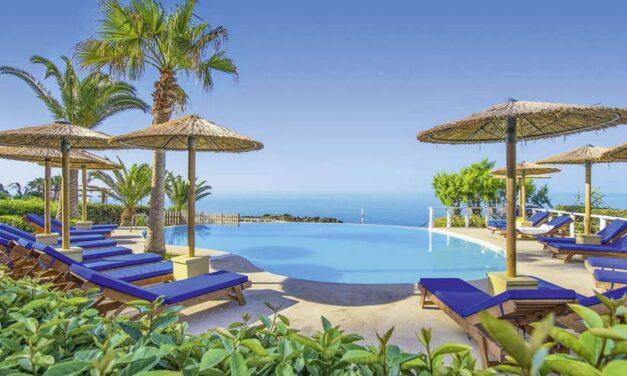 Ultra luxe all inclusive Kreta €366,- p.p. | 4* Resort aan zee mét SPA
