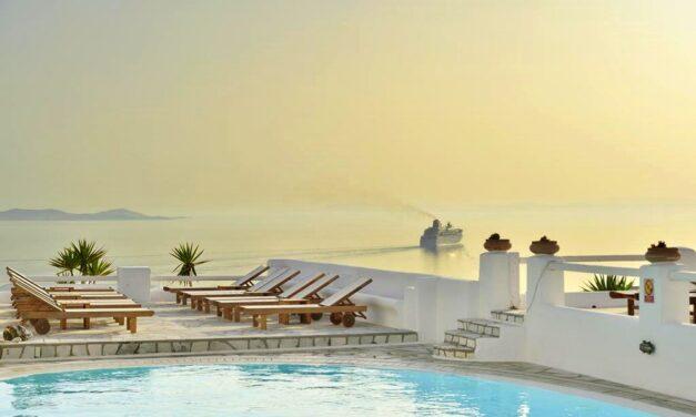 Gespot: droomvakantie Mykonos | 8 dagen mét dagelijks ontbijt €346,-